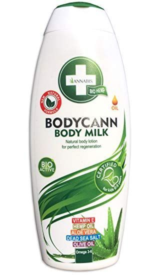 Bodycann body milk