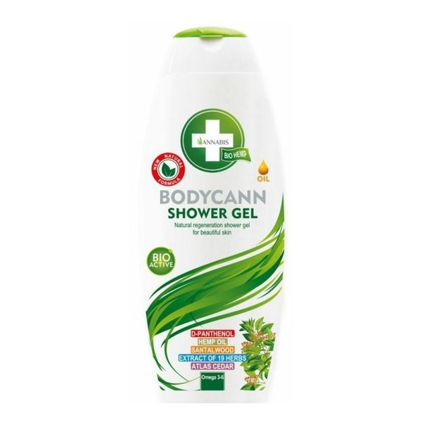 Bodycann shower gel